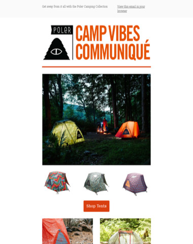 Poler Camping Collection