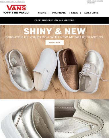 Shiny & New