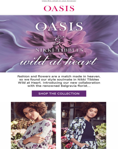The Wild at Heart Collection is HERE