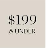 $199 & UNDER