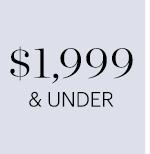 $1,999 & UNDER