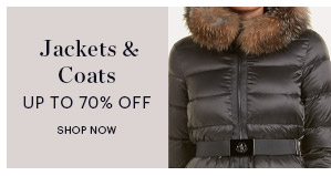 JACKETS & COATS, UP TO 70% OFF, SHOP NOW