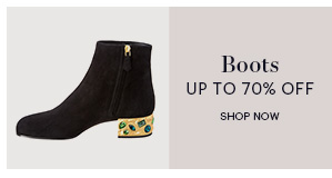 BOOTS, UP TO 70% OFF, SHOP NOW