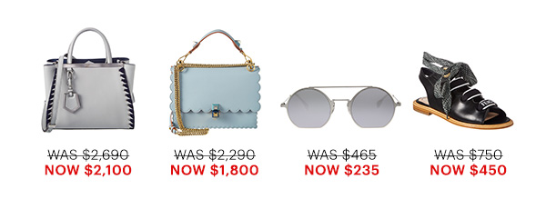 FENDI UP TO 55% OFF, SHOP NOW