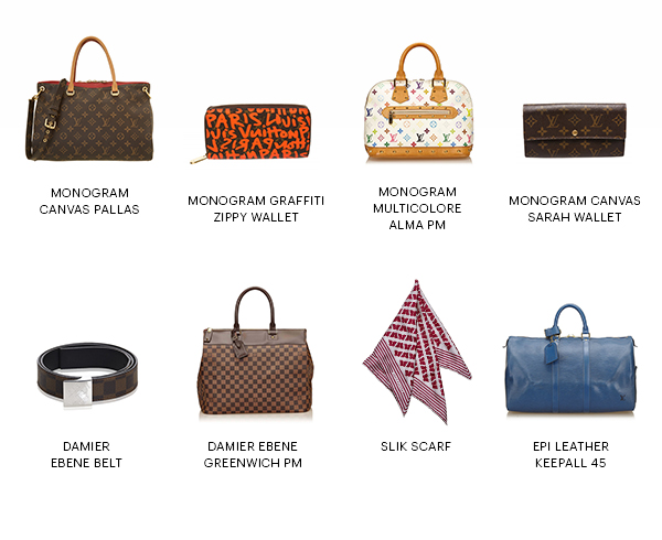 MONOGRAM CANVAS PALLAS, MONOGRAM GRAFFITI ZIPPY WALLET, MONOGRAM CANVAS SARAH WALLET & MORE, UP TO 45% OFF, SHOP NOW