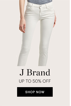 J BRAND UP TO 50% OFF