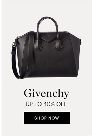 GIVENCHY UP TO 40% OFF