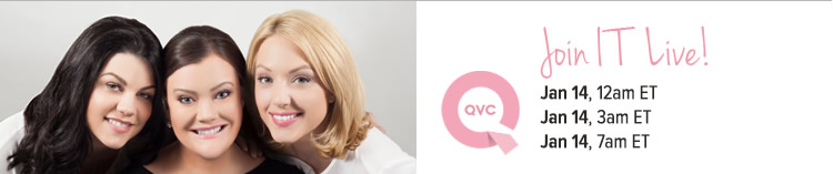 Join IT Live on QVC!