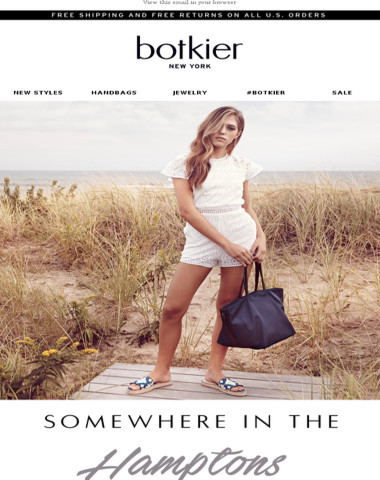 Sistine Stallone Takes On The Hamptons! Plus Web Exclusive!