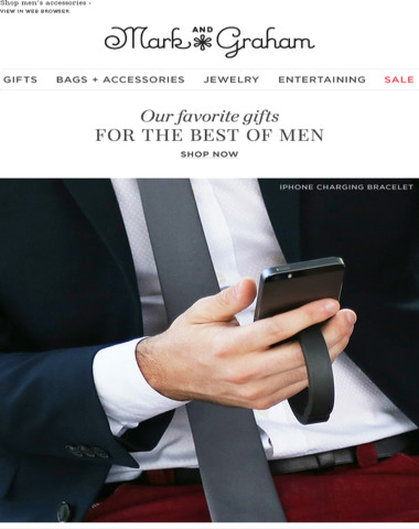 Our favorite gifts for the best of men!