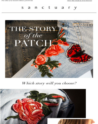 The Story of the Patch