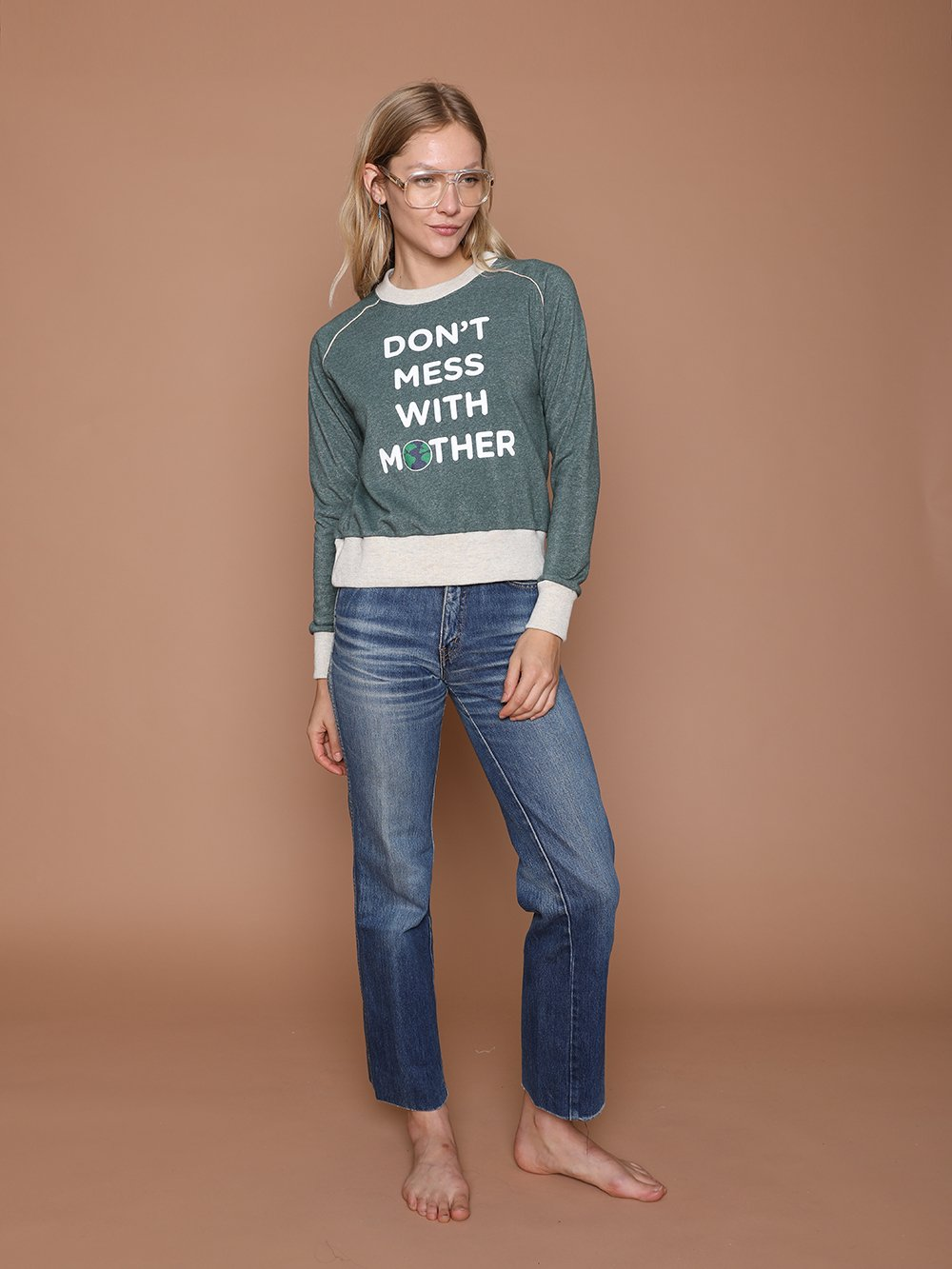DON'T MESS WITH MOTHER SWEATSHIRT