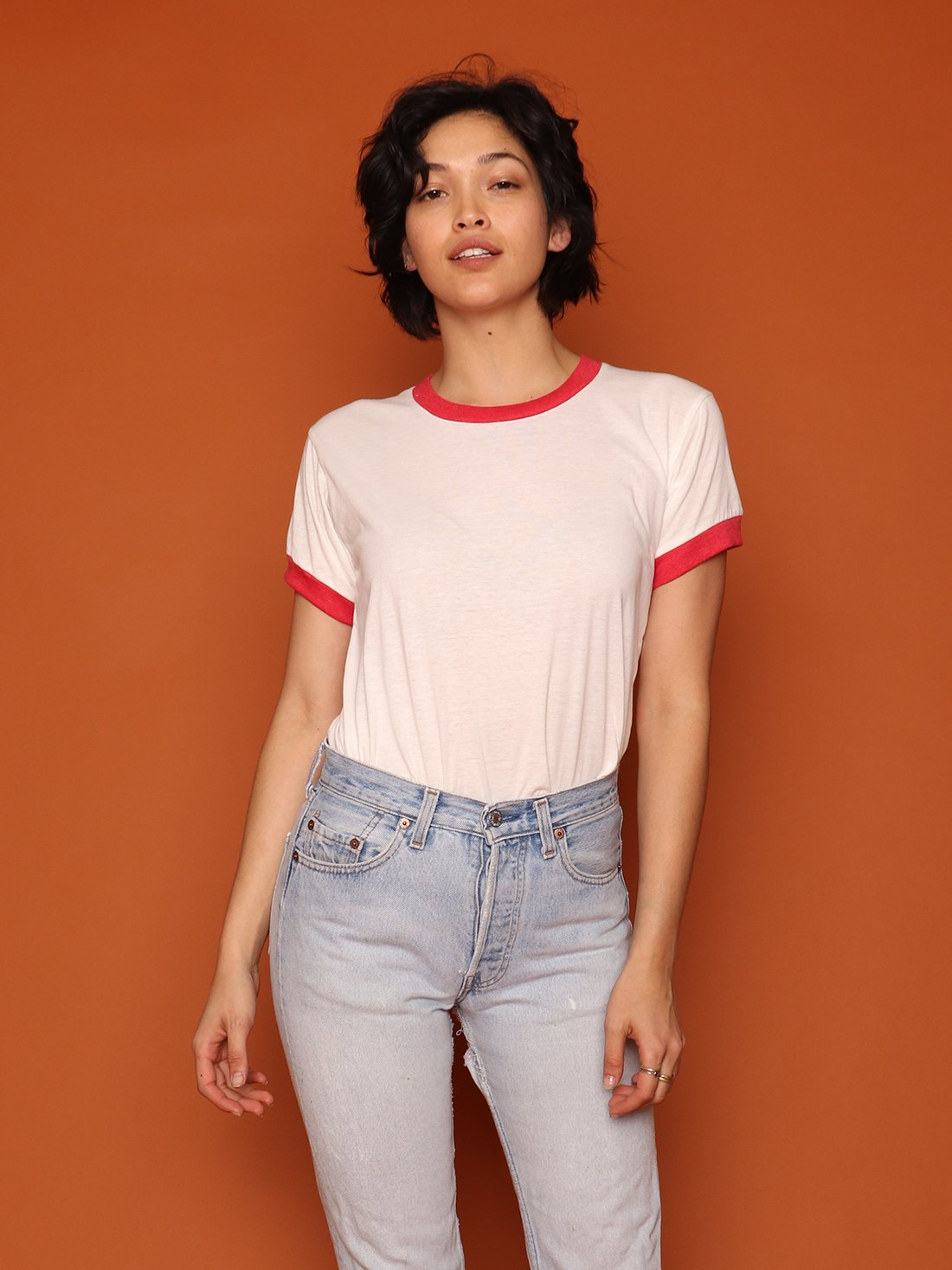 Image of Camp Ringer Tee