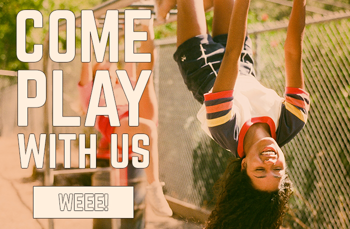 come play with us - weee!