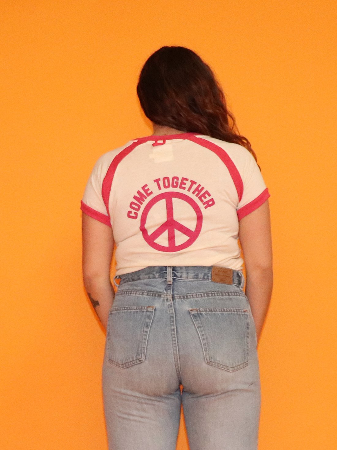 Image of CCO COME TOGETHER TEE