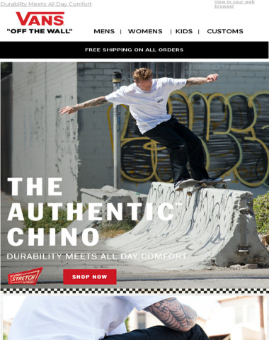 The Authentic Chino