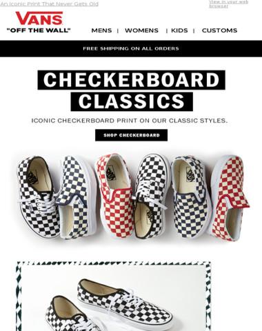 Checkerboard Classics