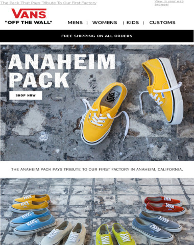 The Anaheim Pack