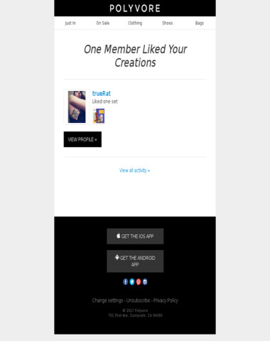TrueRat liked your creations on Polyvore!