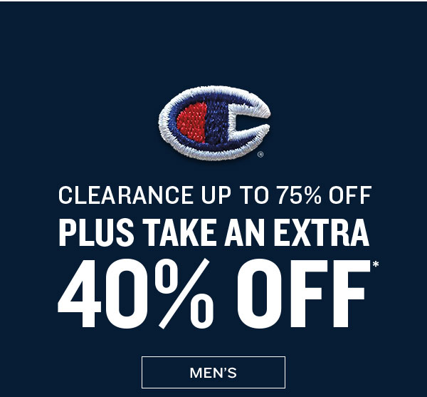 Extra 40% Off Clearance, Limited Time