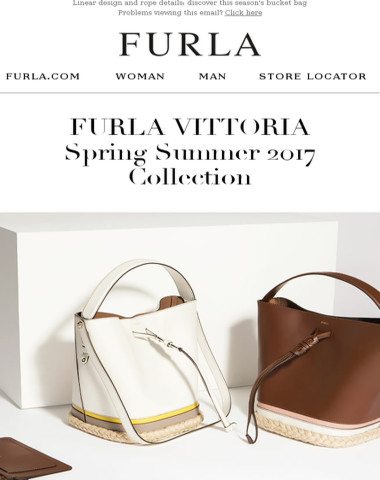 Furla Vittoria: the must-have bag for Spring