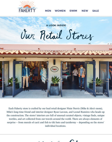 A Look At Our Stores