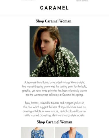 The Kimono Print