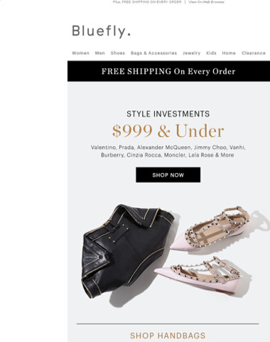 Don't Miss This...$999 & Under Prada, Moncler, Jimmy Choo + MORE
