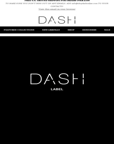 Kardashian Soft DASH Logo White Dolman Tee in Small