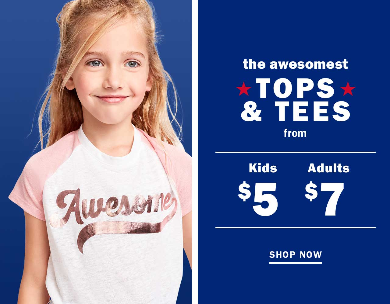 the awesomest Tops & TEES | SHOP NOW