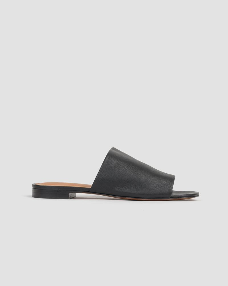 Itou Slides in Black by Clergerie