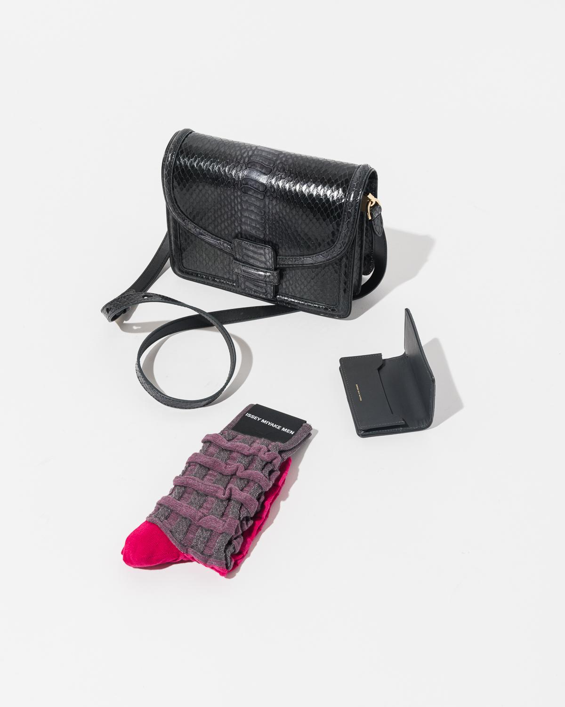 Accessories from Dries Van Noten, Issey Miyake & more now online.