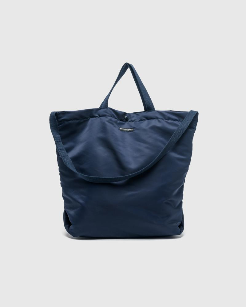 Carry All Tote in Navy by Engineered Garments