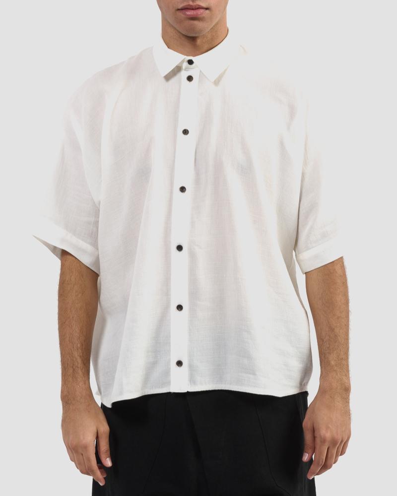 Shirt #68 in White