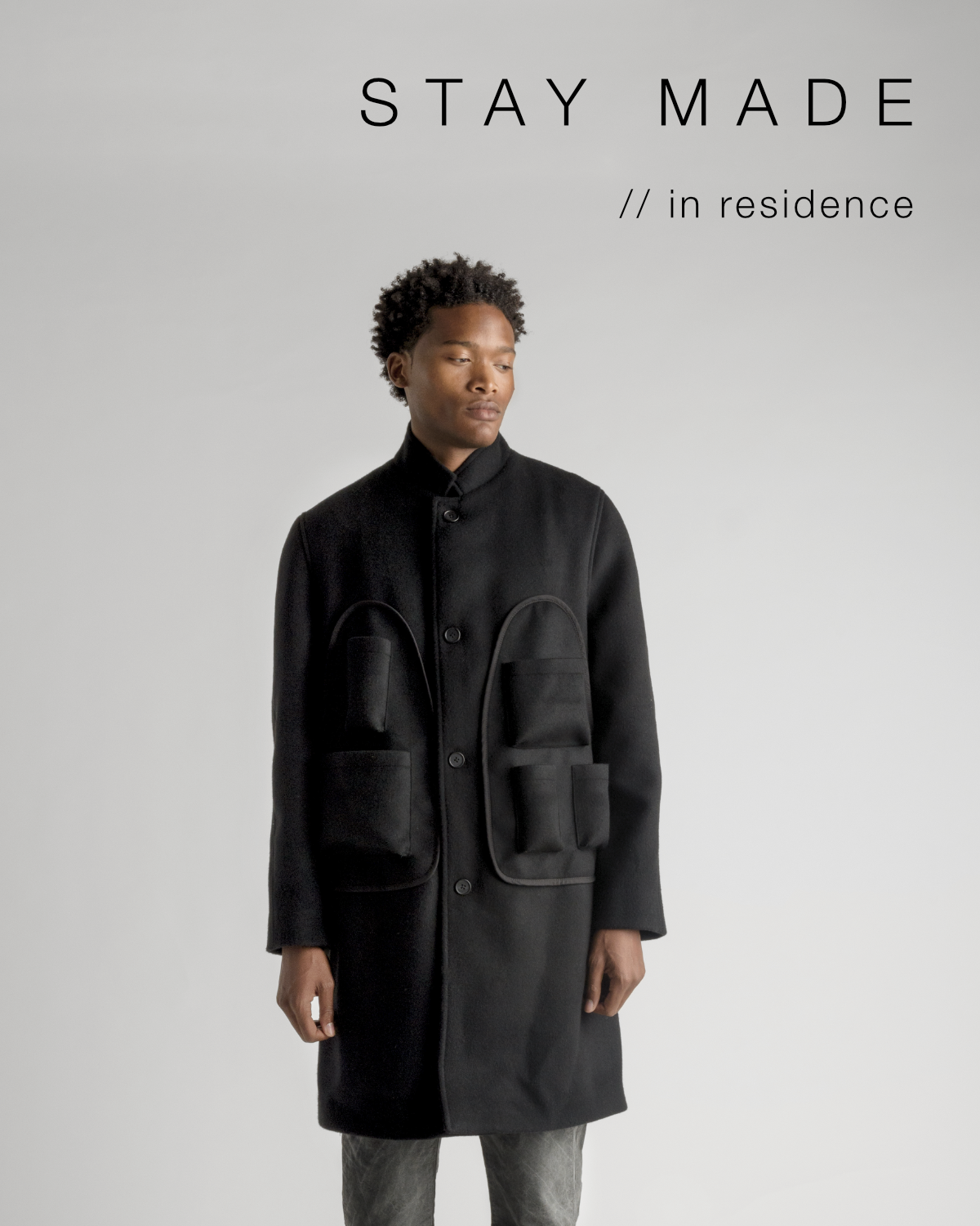 Stay Made in Residence Announcemment