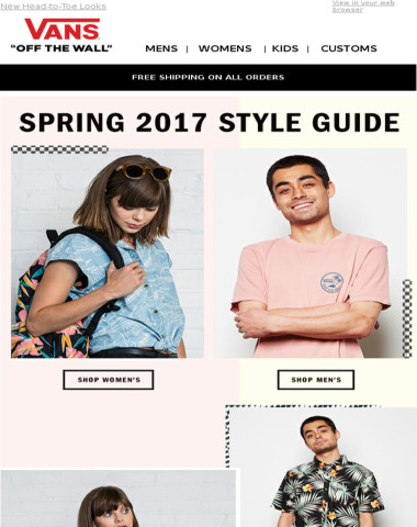 Spring Style Guide