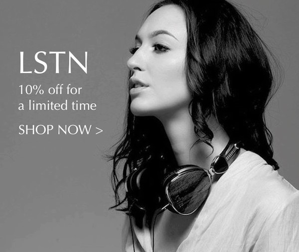 LSTN Headphones sale