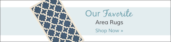Our Favorite Area Rugs