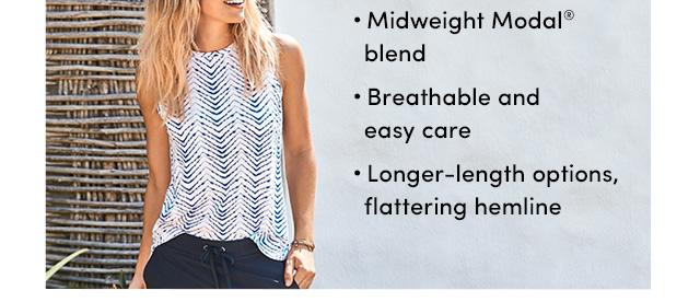 Midweight Modal® blend