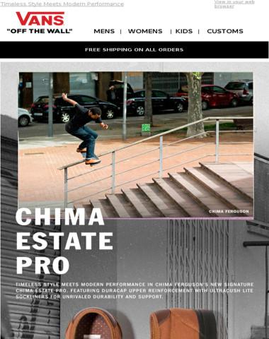 The Chima Estate Pro
