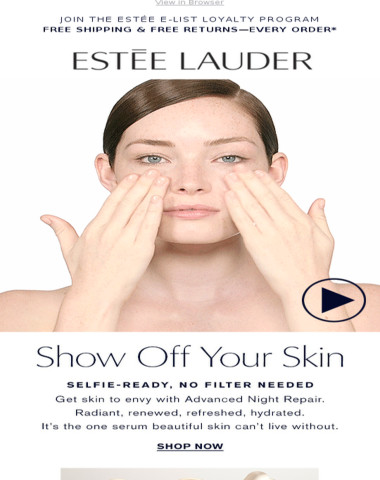 Is your skin selfie-ready?