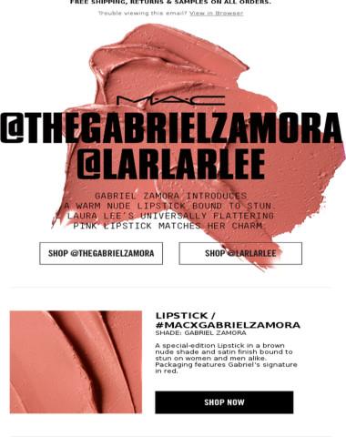 Internationally Adored: @THEGABRIELZAMORA & @LARLARLEE