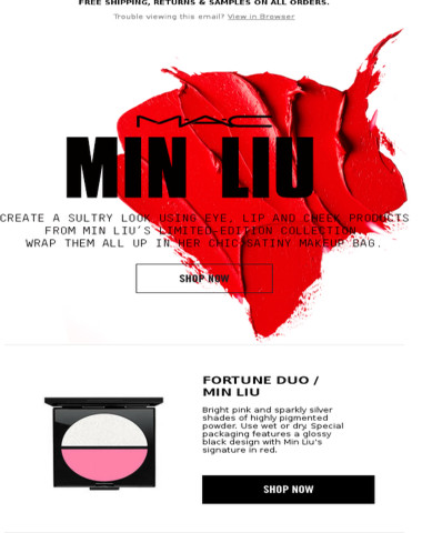 Min Liu: Shop Her Sultry & Stunning Shades