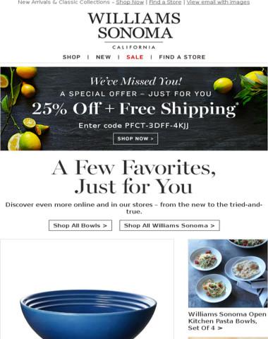 Shop Our Most Popular Bowls