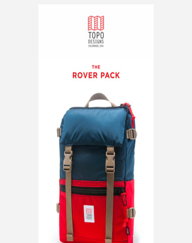 The Rover Pack