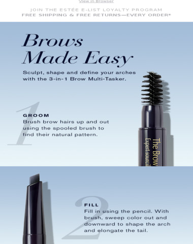 Easy on the Eyes: Brows 101