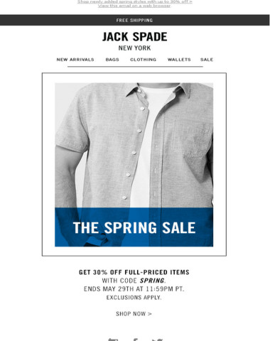 Flowers are nice but this sale is better
