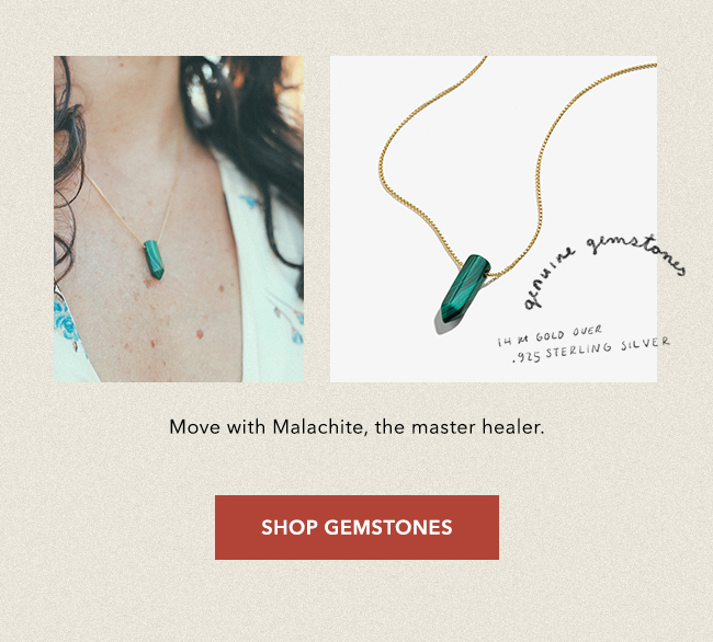 Shop Gemstones.