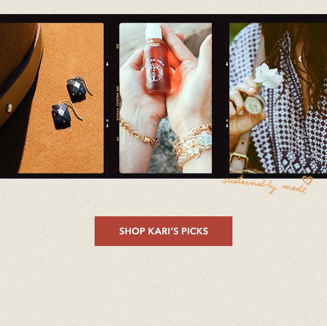Shop Kari's Picks!