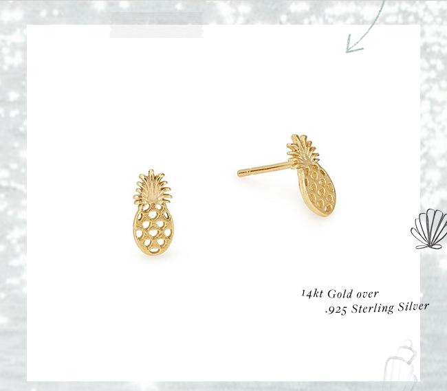 Shop the pineapple symbol for Piña Colada day.